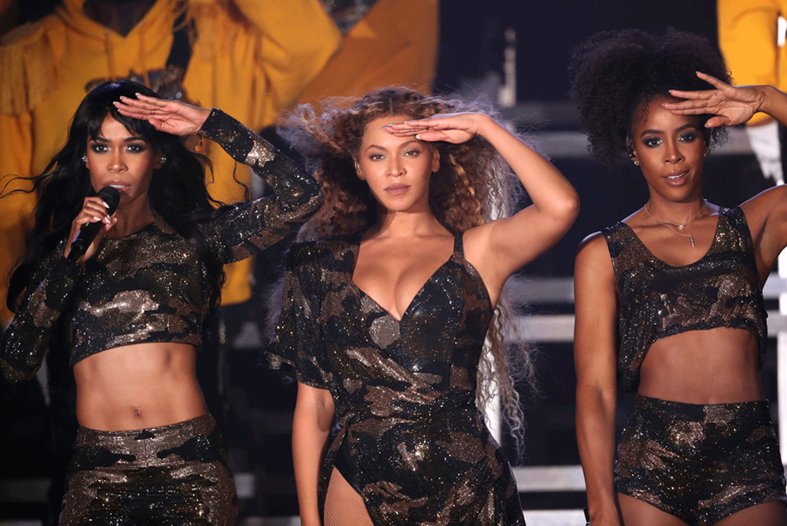 Beyoncé Has a Destiny's Child Reunion at Coachella 2018 ...