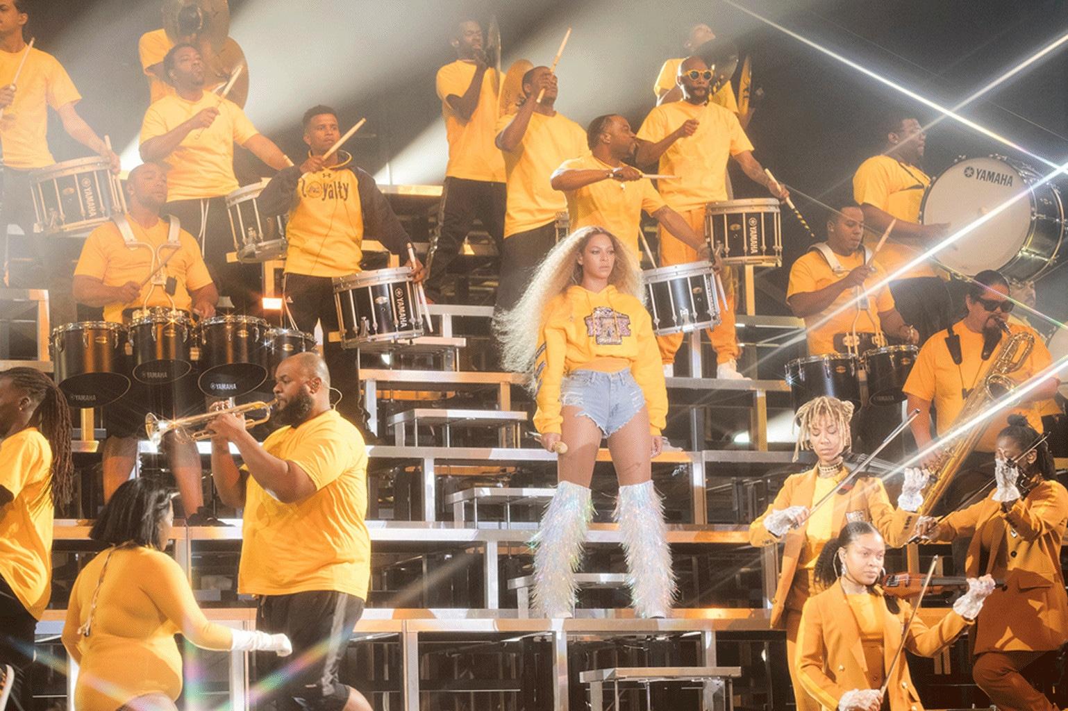 Beyonce, Coachella, 2018