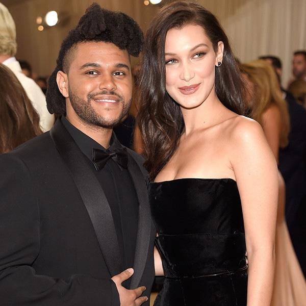 The Weeknd, Bella Hadid