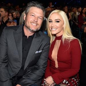 Blake Shelton, Gwen Stefani, Academy of Country Music Awards 2018