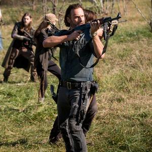 The Walking Dead Season 8 Finale, Andrew Lincoln