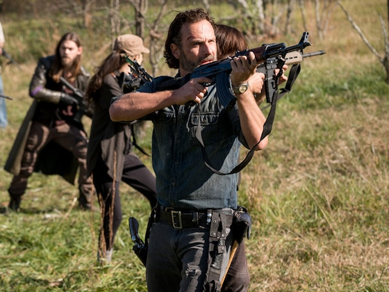 It's Official: Andrew Lincoln Is Leaving <i>The Walking Dead</i> After Season 9