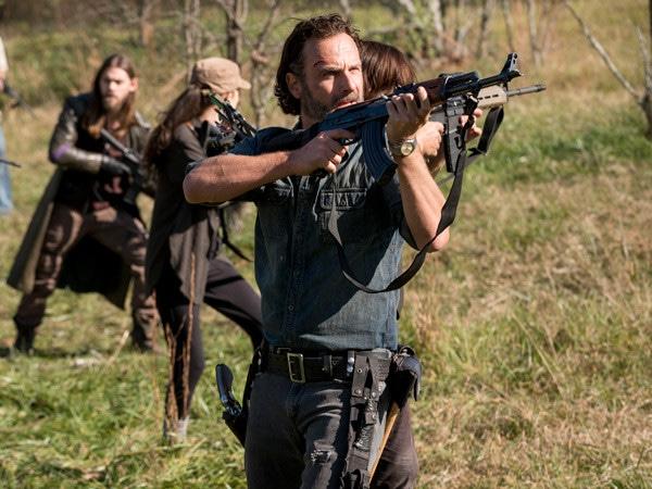 Andrew Lincoln deixa série The Walking Dead após temporada 9