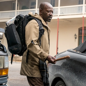 Lennie James, Fear the Walking Dead