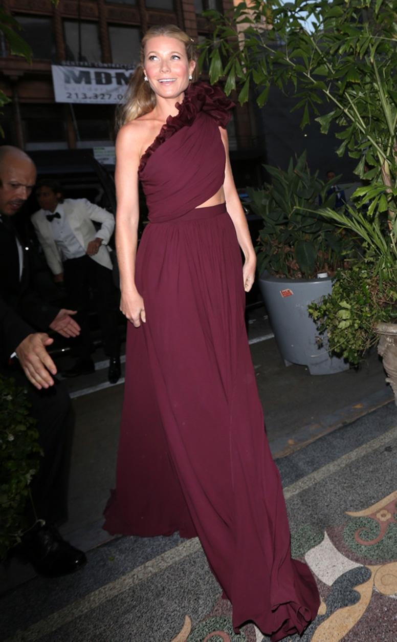 Gwyneth Paltrow, party