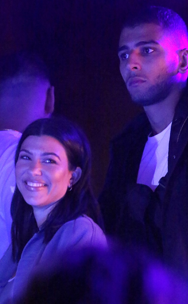 Kourtney Kardashian, Younes Bendjima, Coachella, 2018