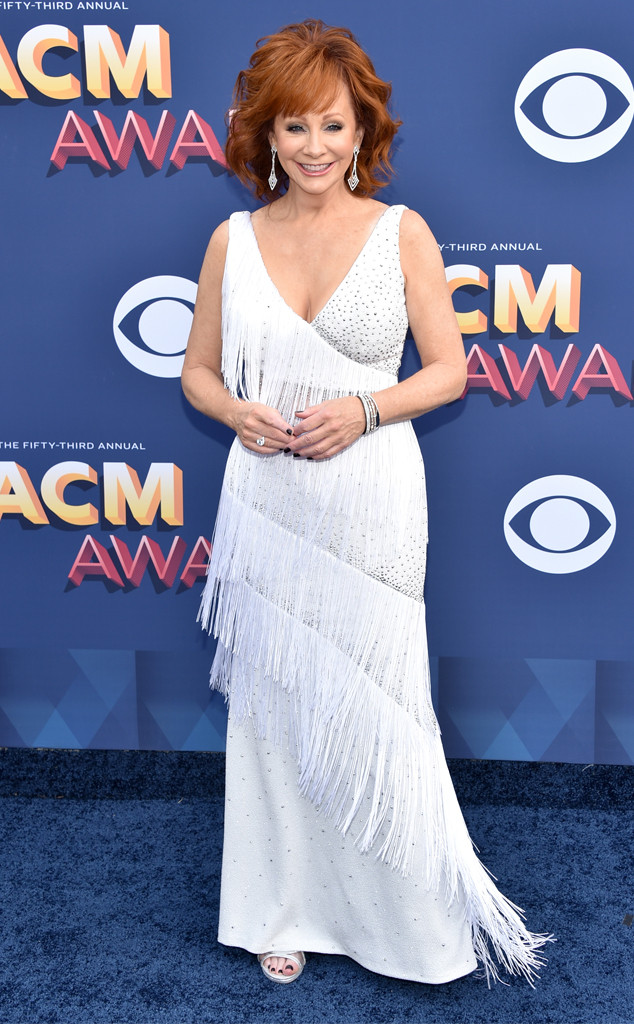 Reba McEntire, Academy of Country Music Awards 2018