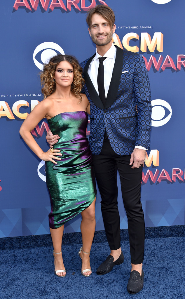 Maren Morris, Ryan Hurd, Academy of Country Music Awards 2018, Couples