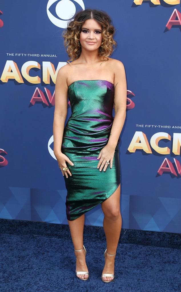 Maren Morris, Academy of Country Music Awards 2018
