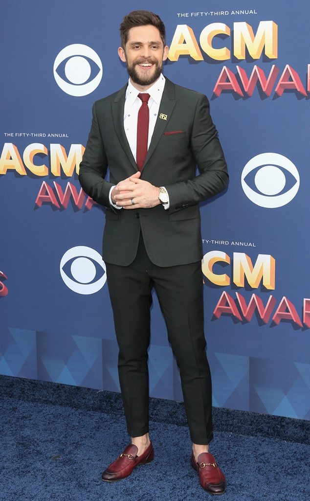 Thomas Rhett, Academy of Country Music Awards 2018