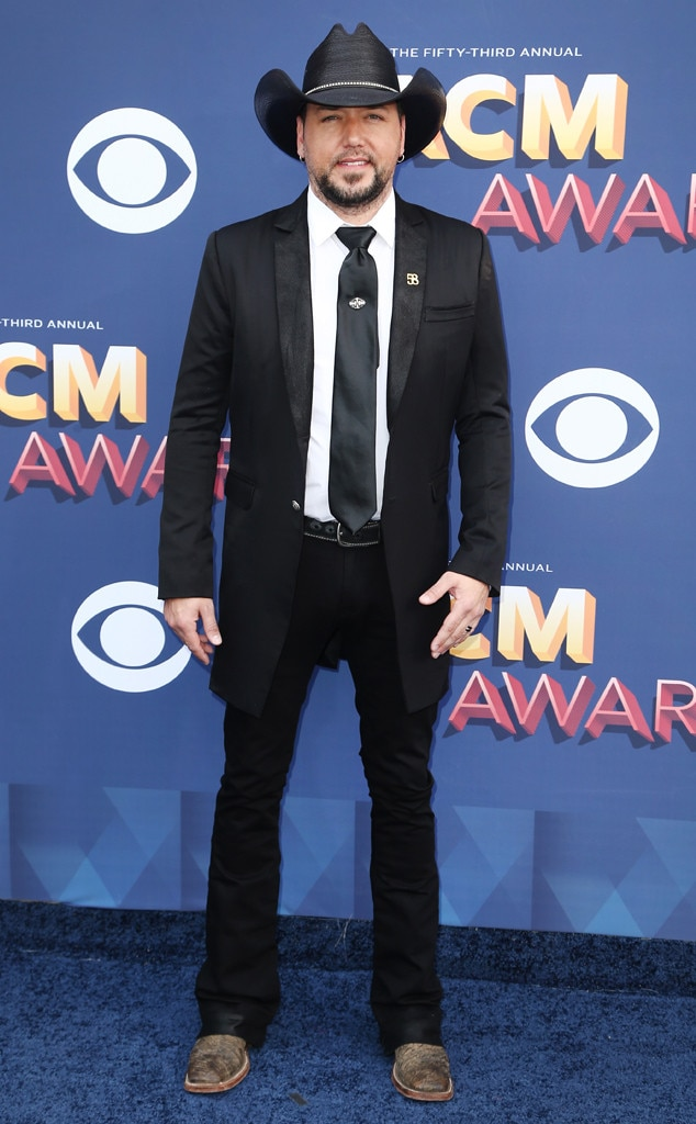 Jason Aldean, Academy of Country Music Awards 2018