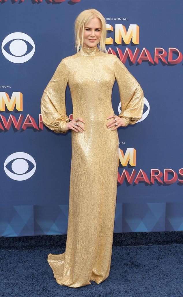 Nicole Kidman, Academy of Country Music Awards 2018