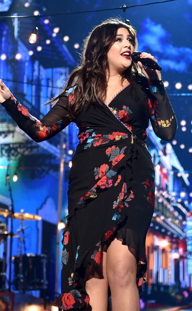 Hillary Scott, Academy of Country Music Awards 2018, Show