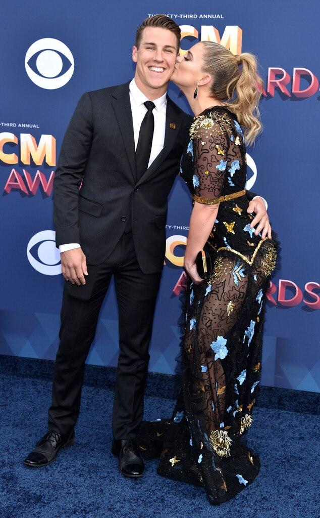 Lauren Alaina, Alex Hopkins, Academy of Country Music Awards 2018, Couples