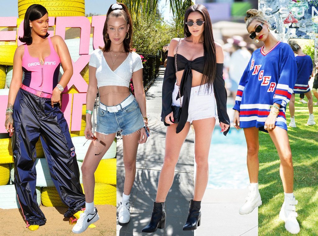 Celebrity Fashion at Coachella 2016 | InStyle.com