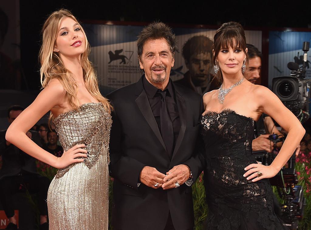 Camila Morrone, Al Pacino, Lucila Sola