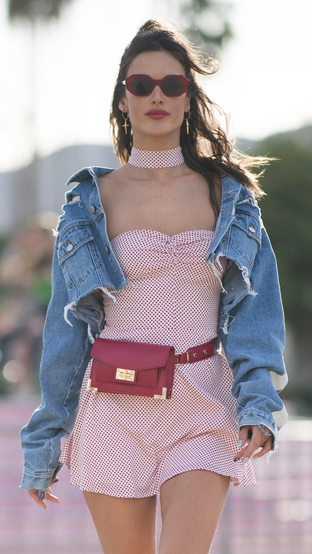 ESC: Coachella Denim Trends, Alessandra Ambrosio