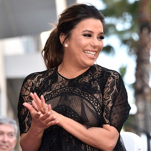 Eva Longoria, star, The Hollywood Walk of Fame