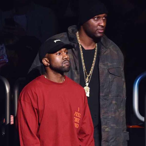 Kanye West, Lamar Odom, NYFW, Yeezy
