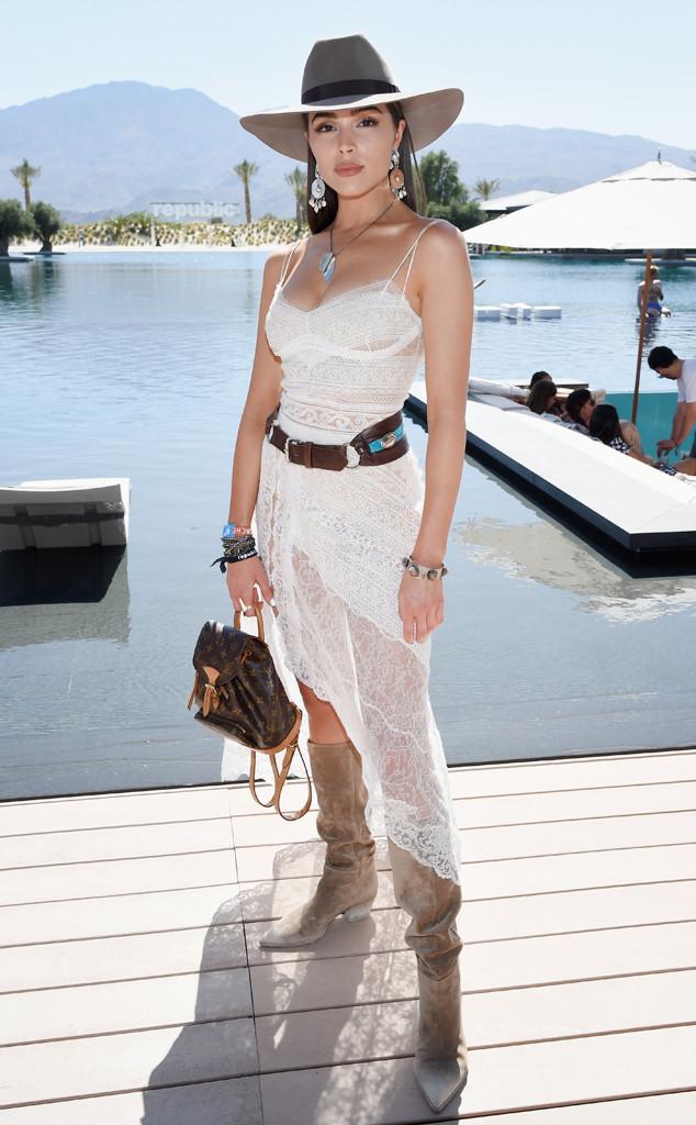 ESC: Coachella, Olivia Culpo