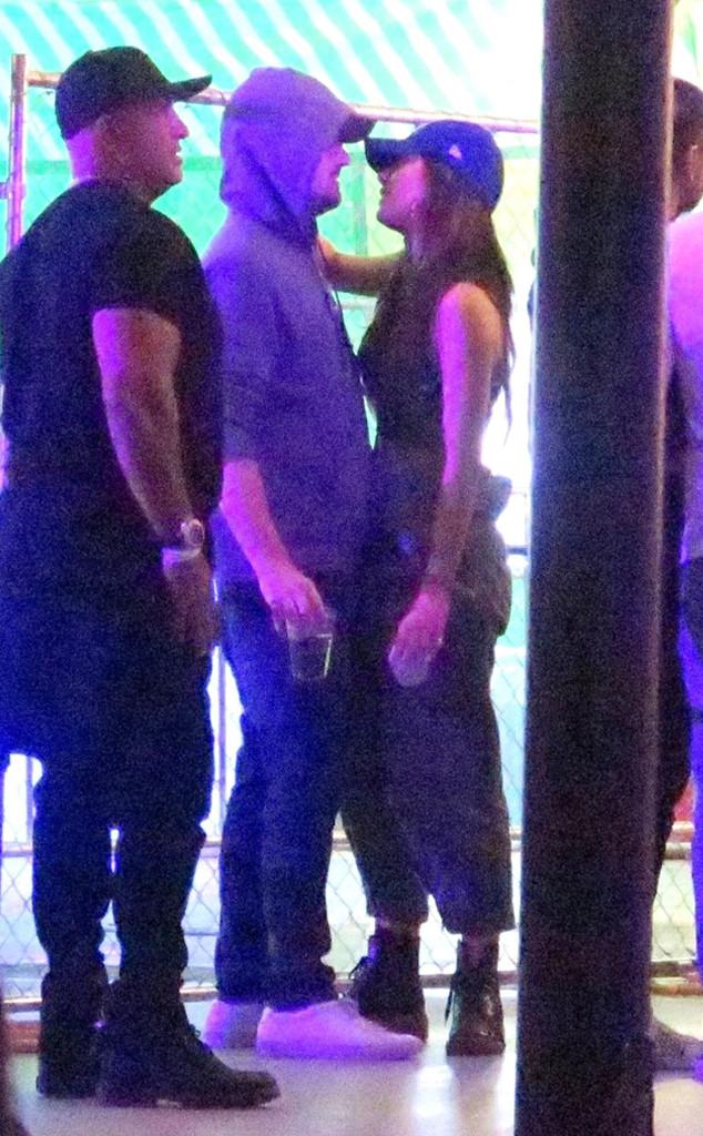 Leonardo Dicaprio Gets Cozy With Model Camila Morrone At Coachella E Online