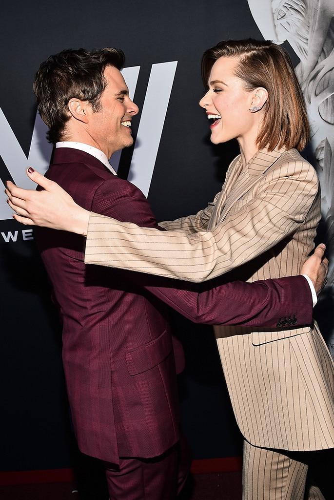 James Marsden, Evan Rachel Wood, Westworld Season 2 premiere