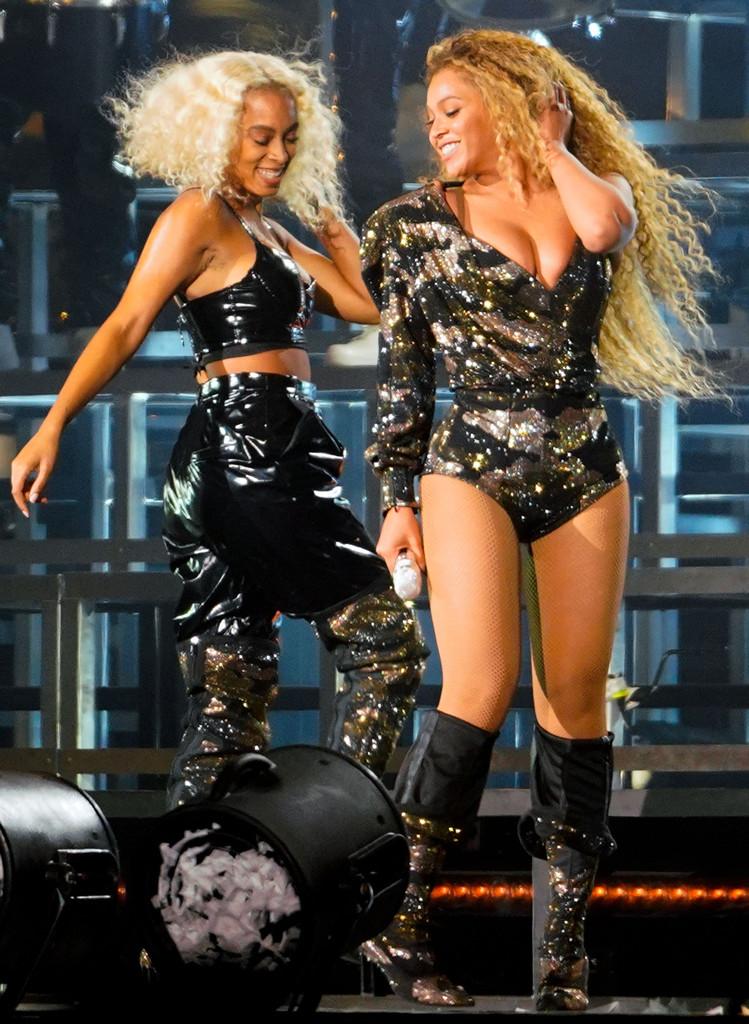 Beyonce, Solange, 2018 Coachella