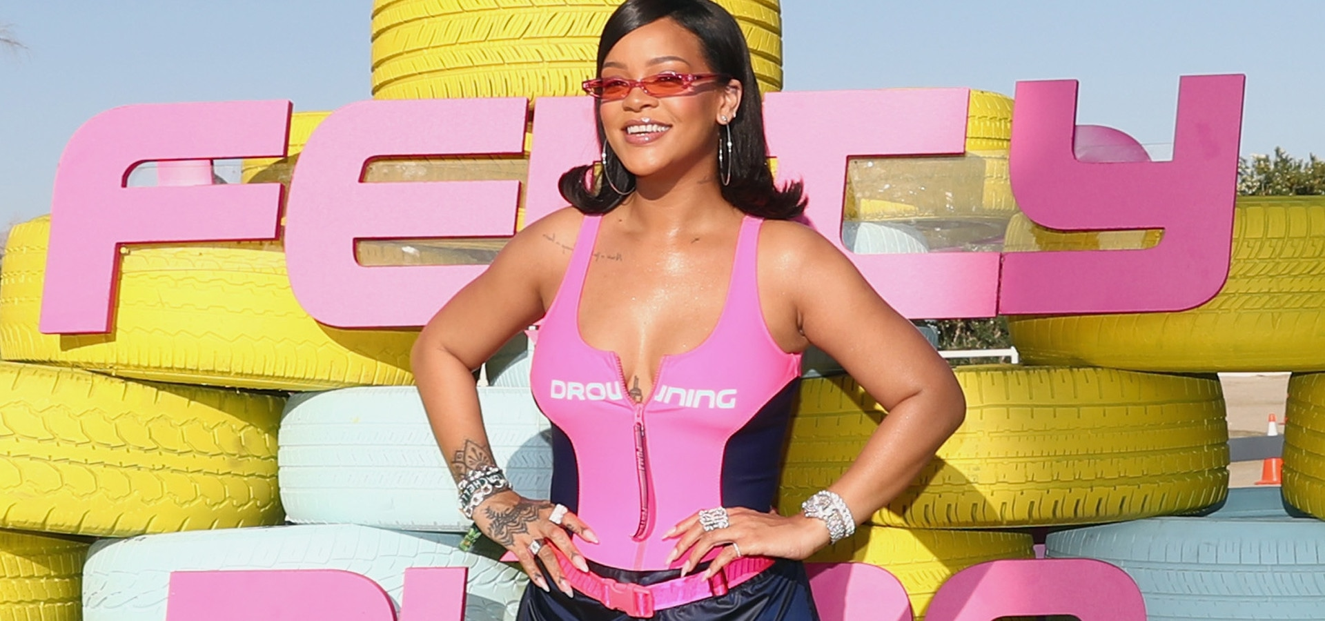 Rihanna, Coachella, 2018