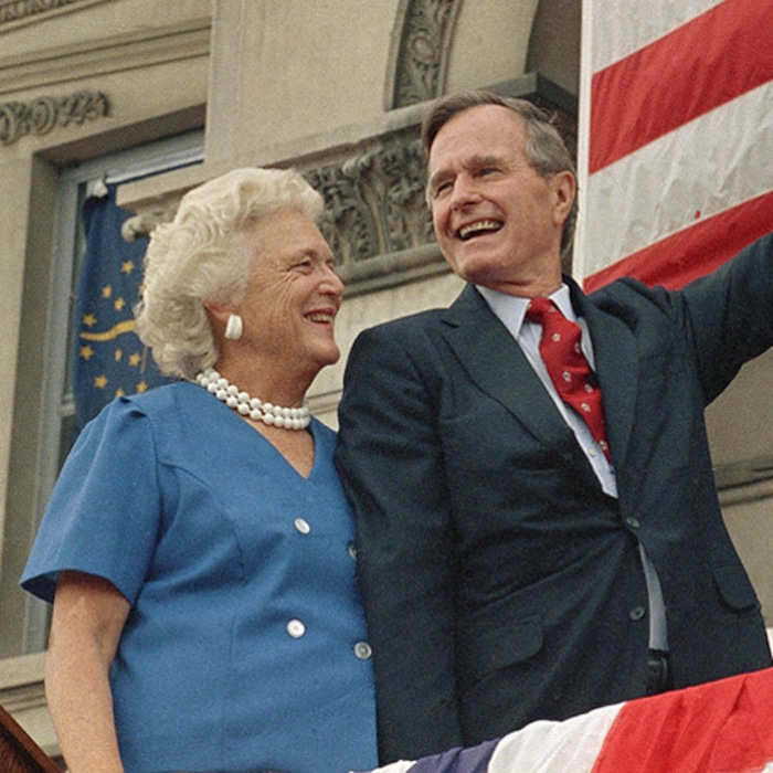 Inside Barbara Bush And George Hw Bushs Epic Love Story How A