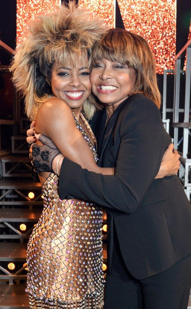 Adrienne Warren, Tina Turner