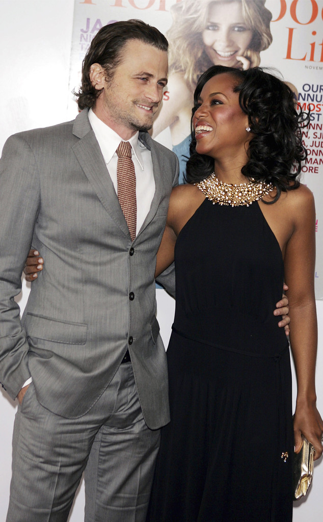David Moscow, Kerry Washington