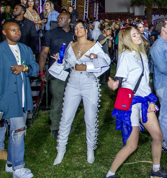 Coachella 2018: Star Sightings