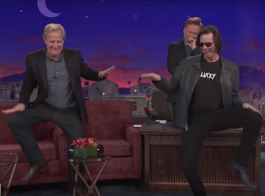 Jim Carrey, Jeff Daniels