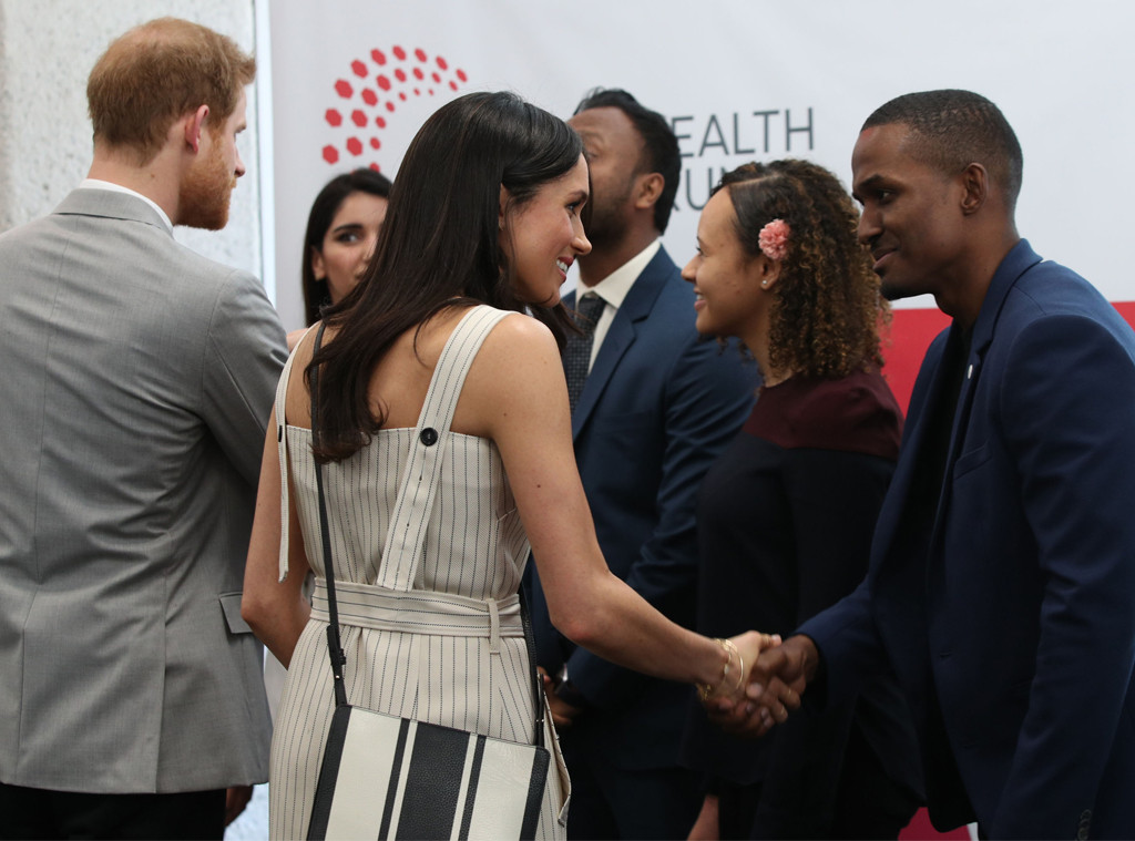Prince Harry, Meghan Markle, CHOGM 2018