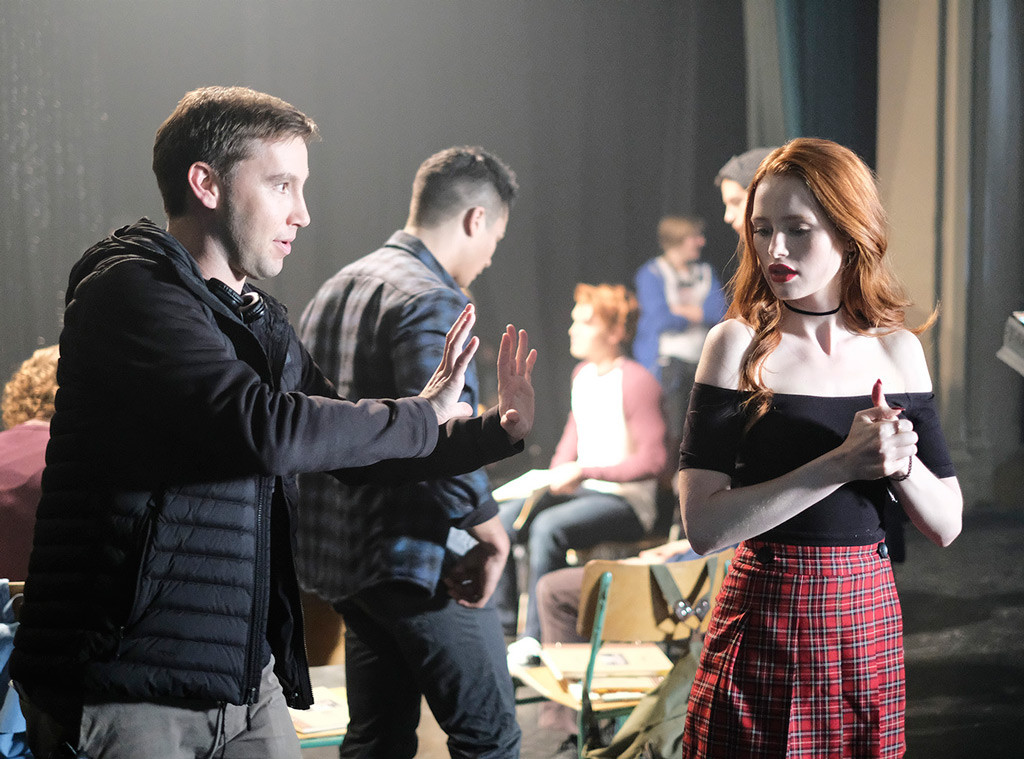 Behind the Scenes of the Riverdale Musical