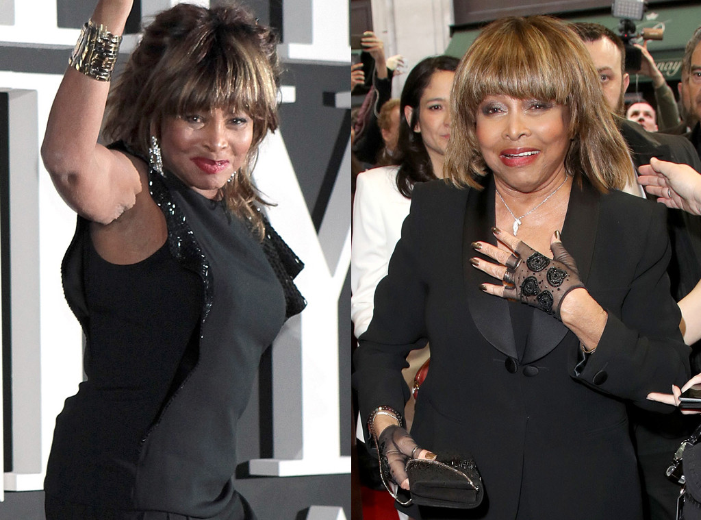 Tina Turner Walks Her First Red Carpet in 5 Years