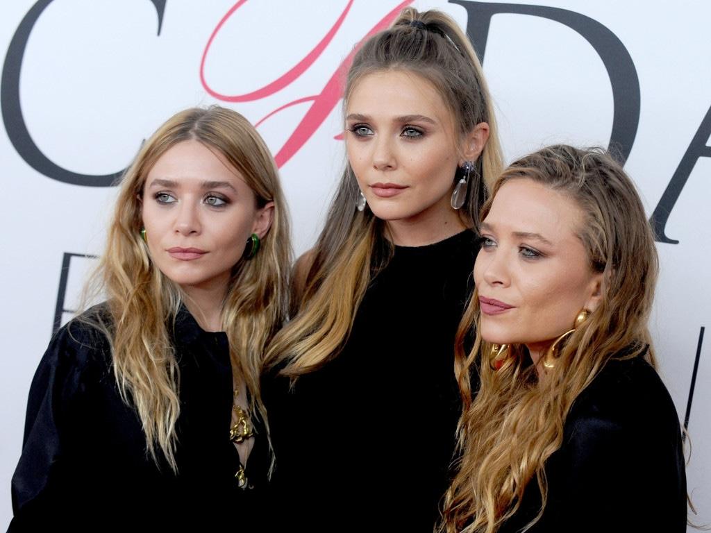 Mary-Kate Olsen, Ashley Olsen, Elizabeth Olsen