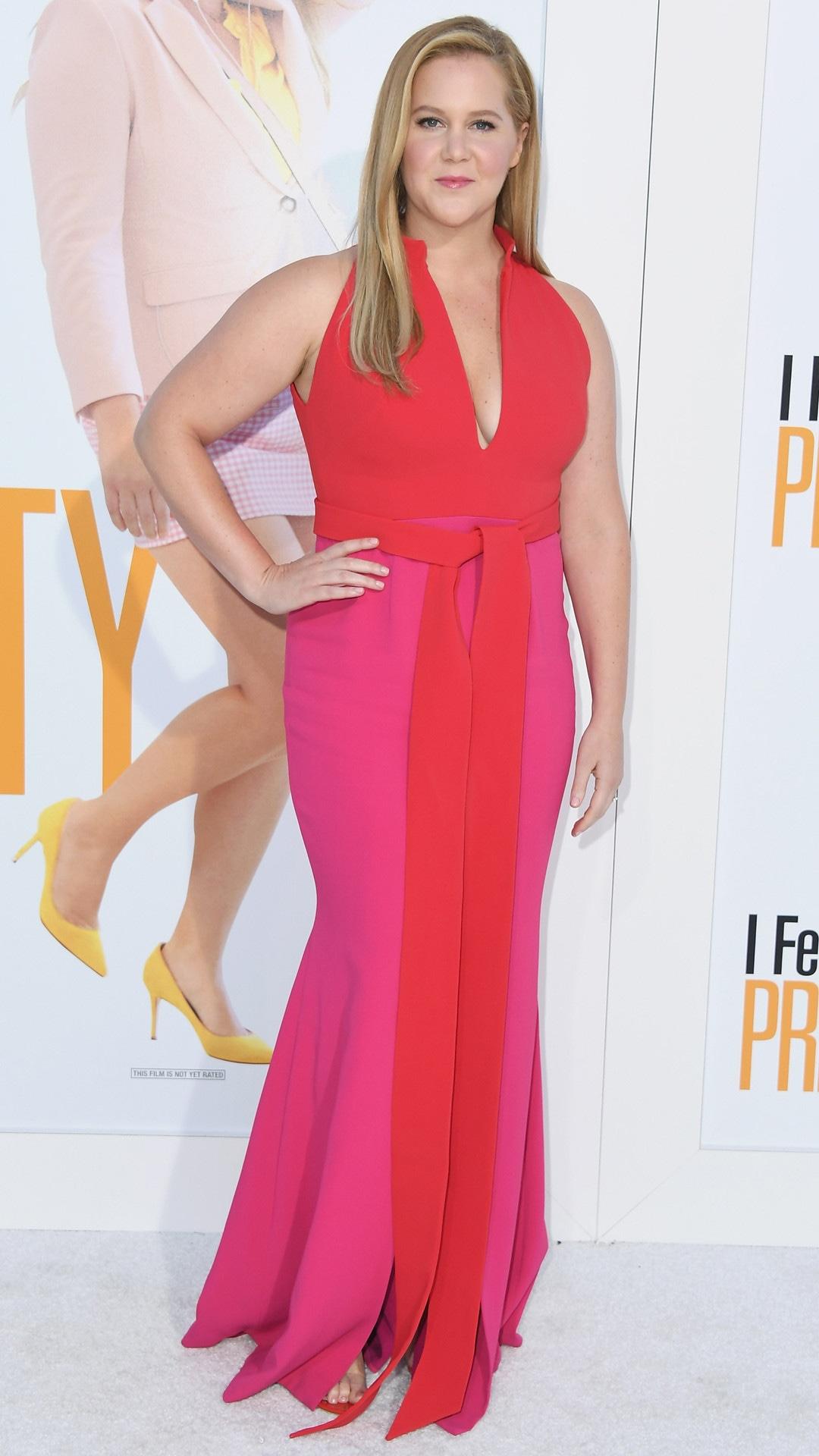 Amy Schumer, I Feel Pretty Premiere