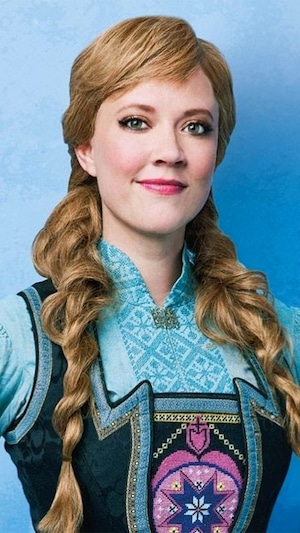 Patti Murin, Frozen, Broadway
