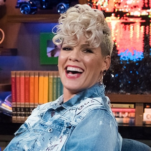 Pink, Watch What Happens Live