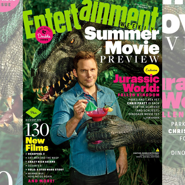 Chris Pratt, Entertainment Weekly