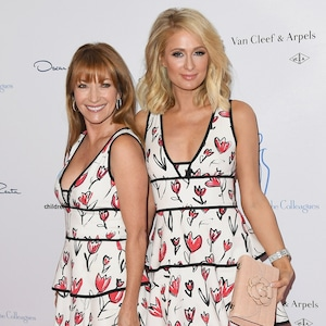 Jane Seymour, Paris Hilton