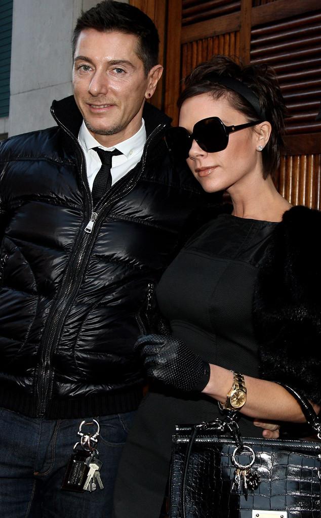 Stefano Gabbana Victoria Beckham
