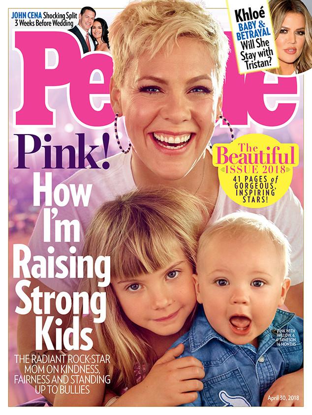 Pink, People
