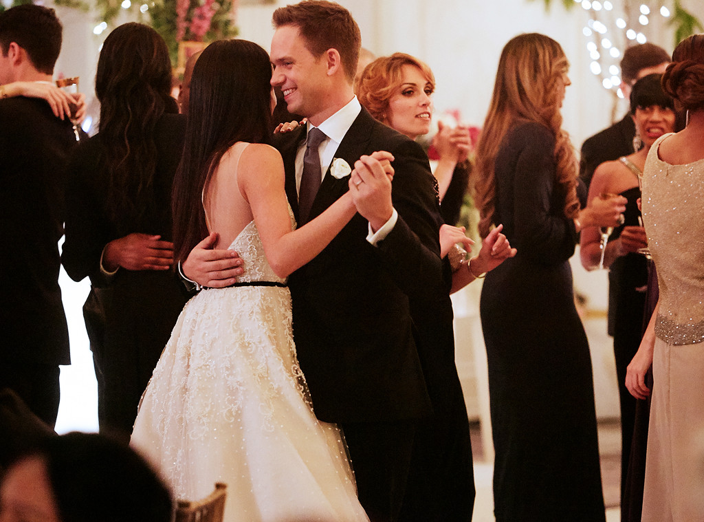 Suits, Meghan Markle Wedding