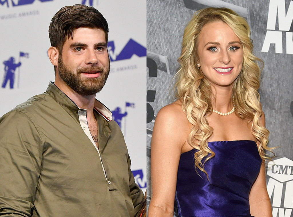 Former Teen Mom 2 Star David Eason Mommy-Shames Leah