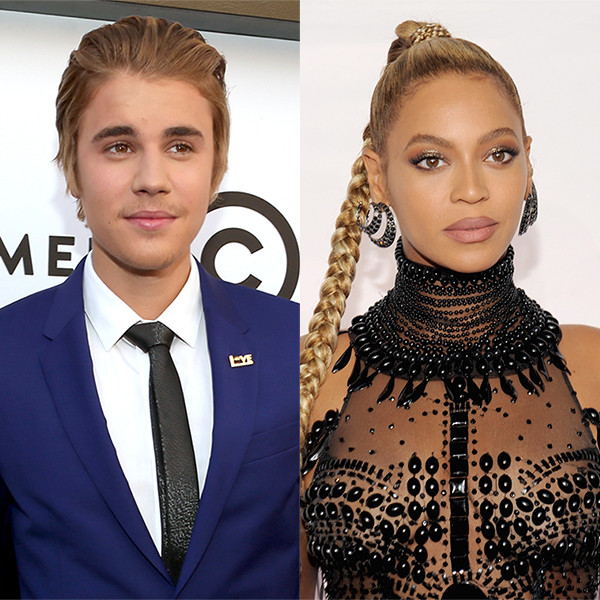 Justin Bieber, Beyonce