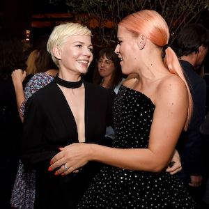 ESC: Best Dressed, Michelle Williams, Busy Philipps