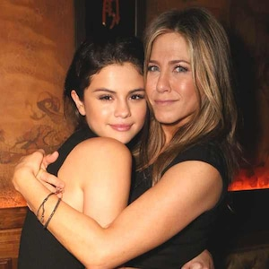 Selena Gomez, Jennifer Aniston
