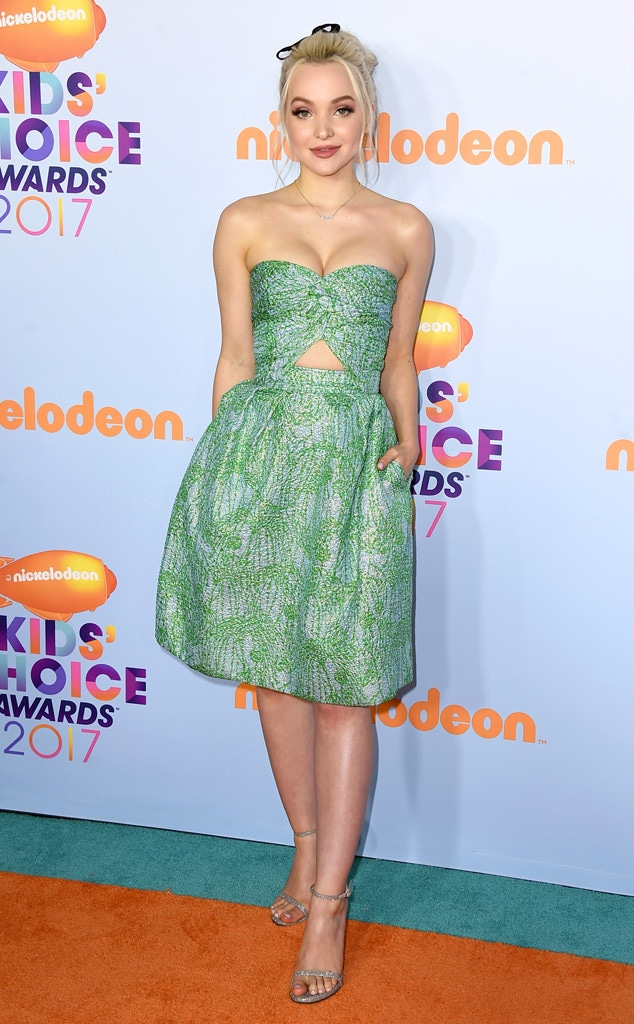 Dove Cameron, 2017 Kids' Choice Awards